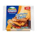 Hochland slices of melted cheese with cedar 140g