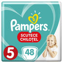 Chilot copii Pampers Pants nr 5 junior 12-18 kg 48buc