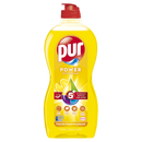 Detergent de vase Pur Power Lemon 450ml