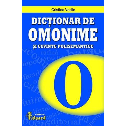 Dictionar de onomine