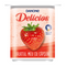 Delicious Danone yogurt with strawberries 2% fat 125g