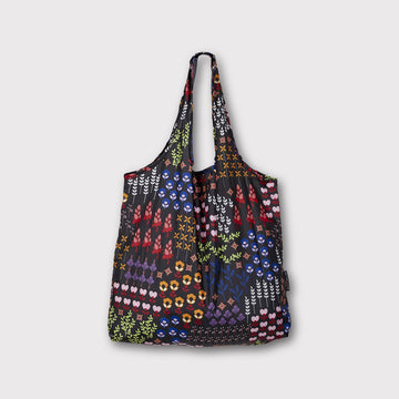 FLOWER POWER Grocery Bag
