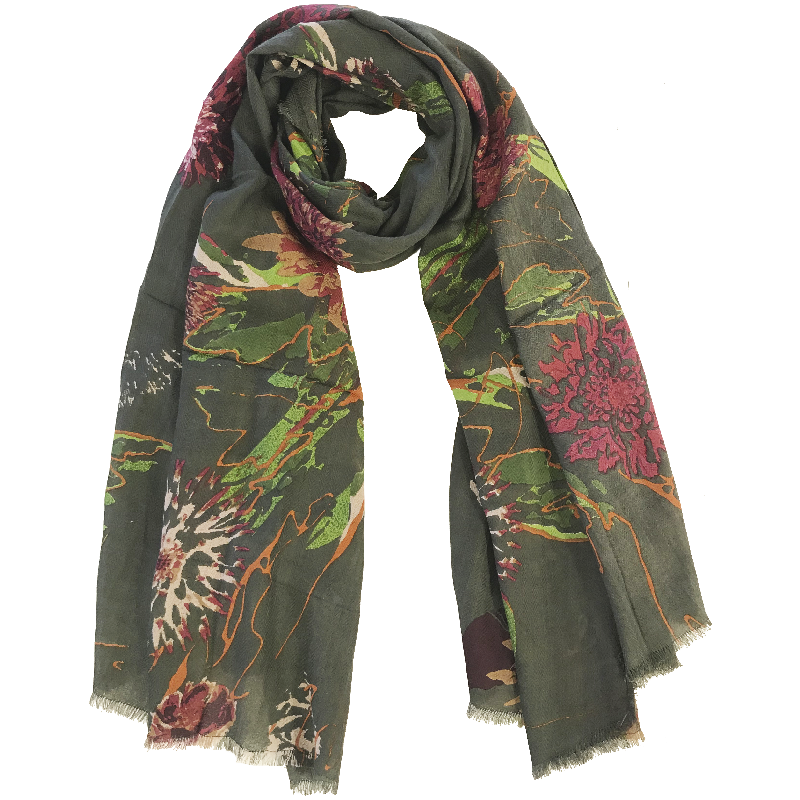 ROYAL GARDEN Scarf
