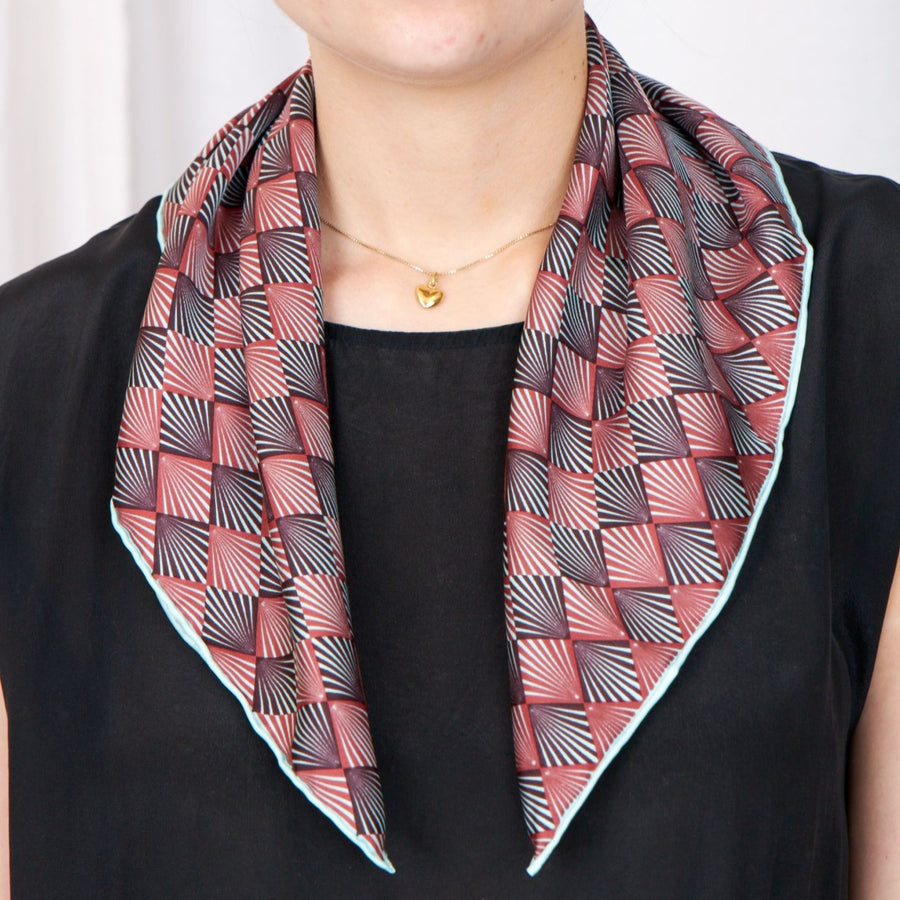 ART DECO Scarf