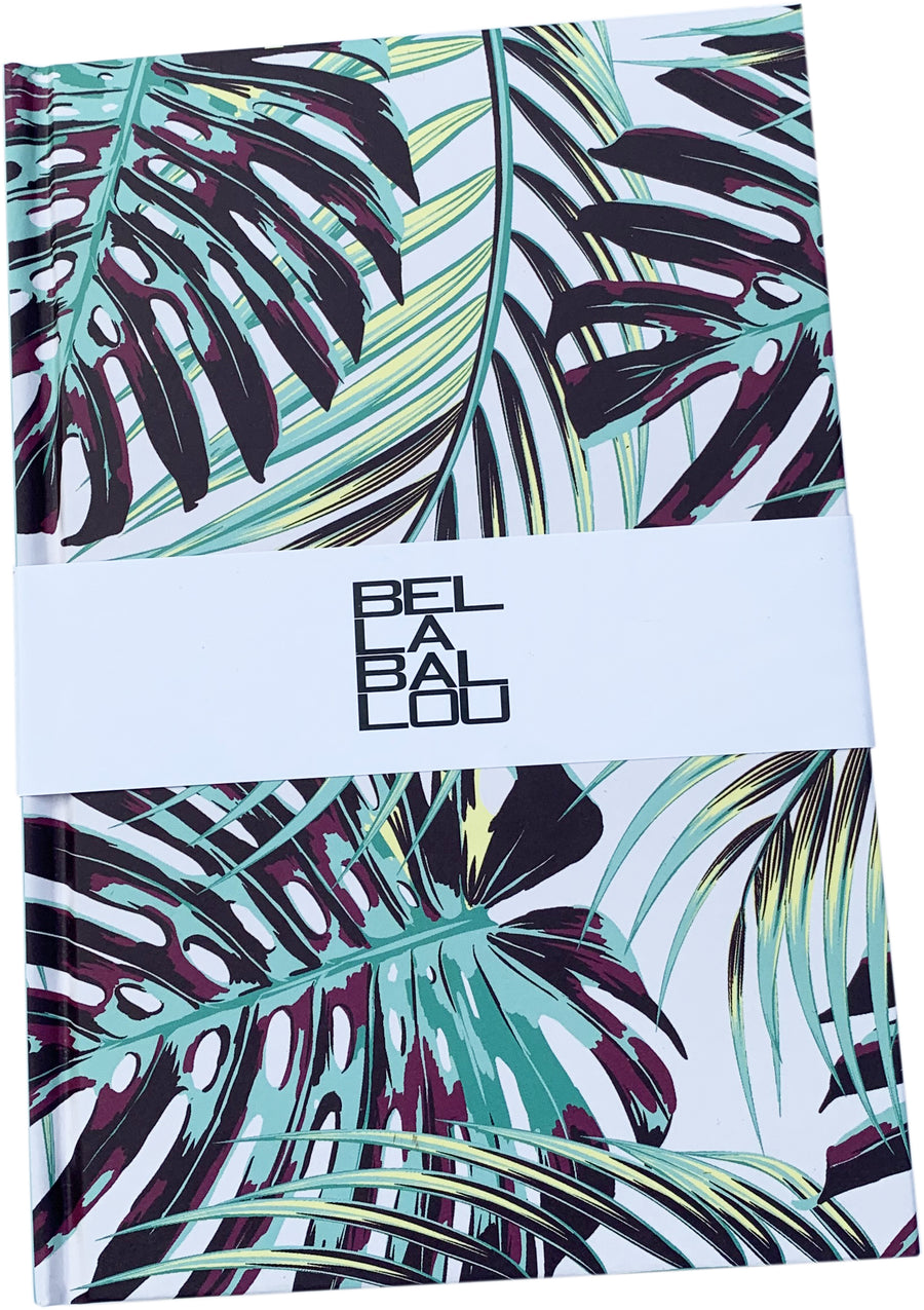 PALM LEAVES A5 Notebook