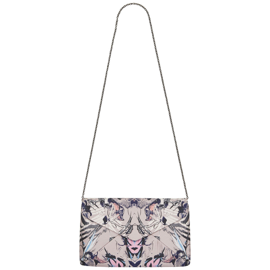 TROPICAL SYMMETRY Silke Clutch