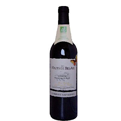 LES HTS BEL AIR CABERNET 75CL