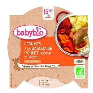 ASS. POULET BASQUAISE 260G
