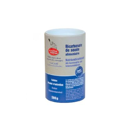 BICARBONATE ALIMENTAIRE 500G