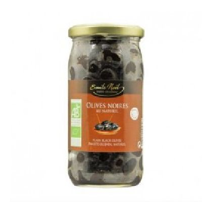 OLIVES NOIRES NATUREL 250G