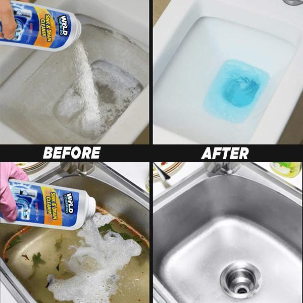 Magic Pipe Cleaning Powder