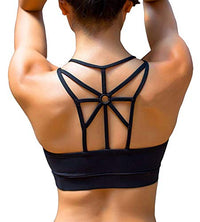 Cross Back  Sports Bra-buy 2 free shipping