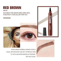 4 Point Eyebrow Pencil