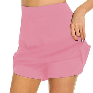 Ultra-thin Breathable Workout Pleated Skort-Buy 2 free shiping
