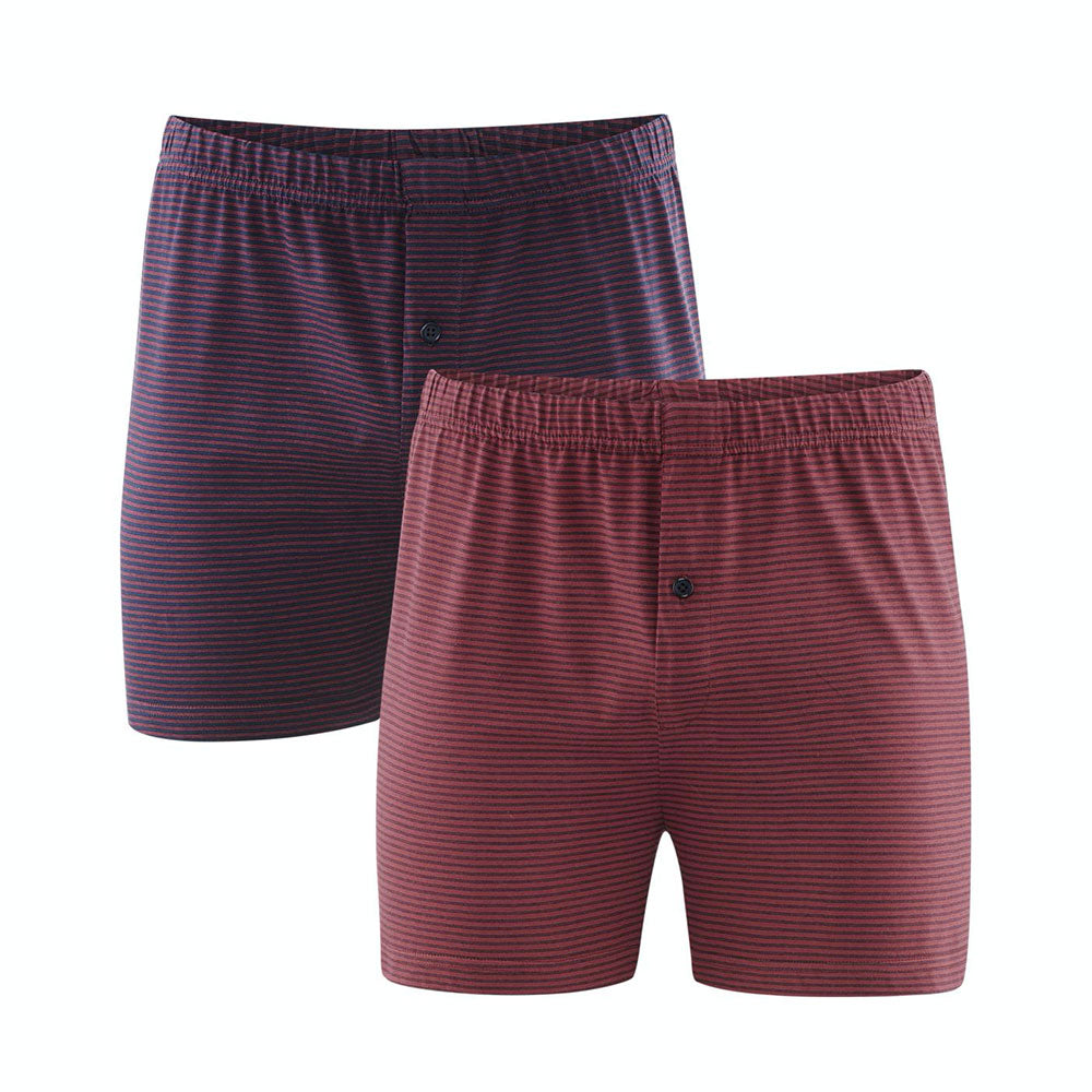 Mens Fitted Boxers from Pure Cotton Comfort