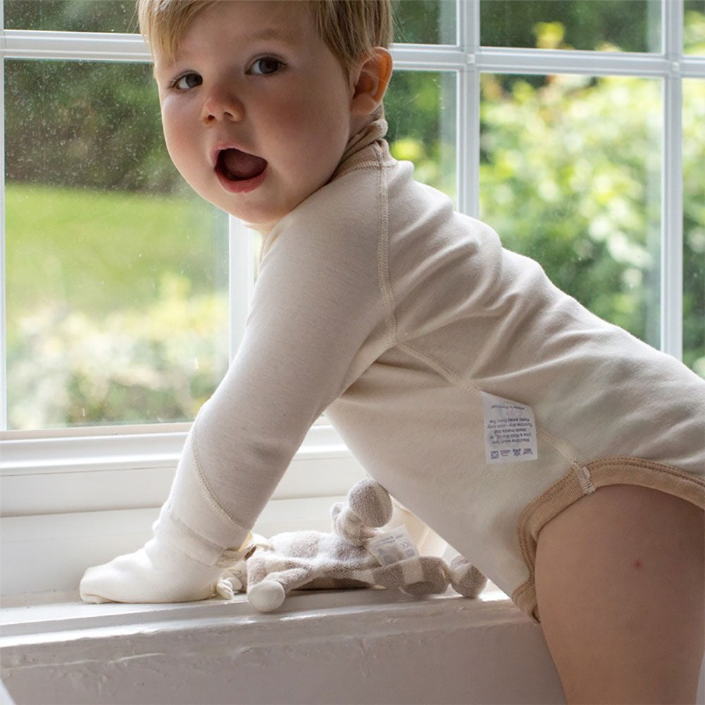 Eczema Scratch Mitten Body Plus from Pure Cotton Comfort