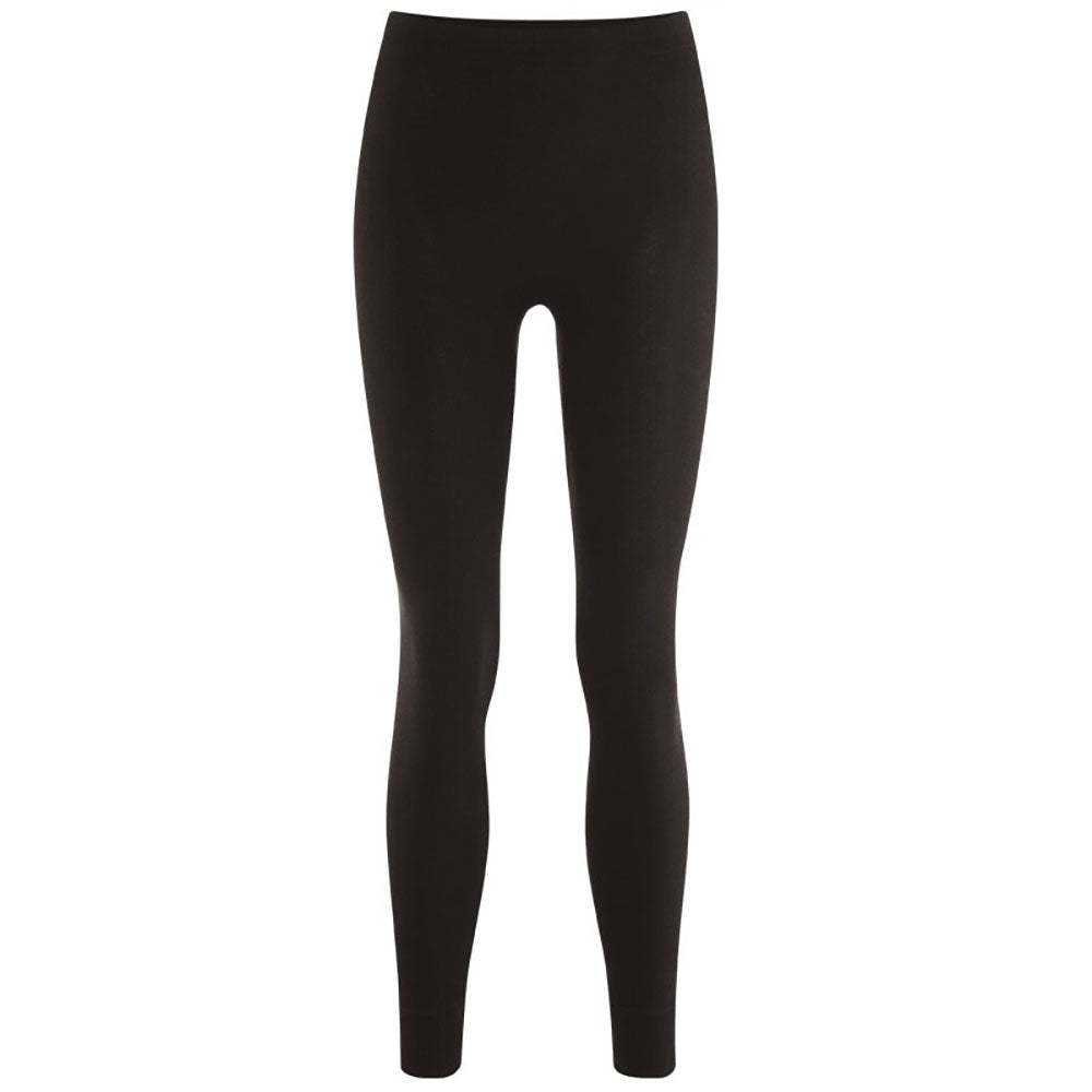Black Long Johns from Pure Cotton Comfort