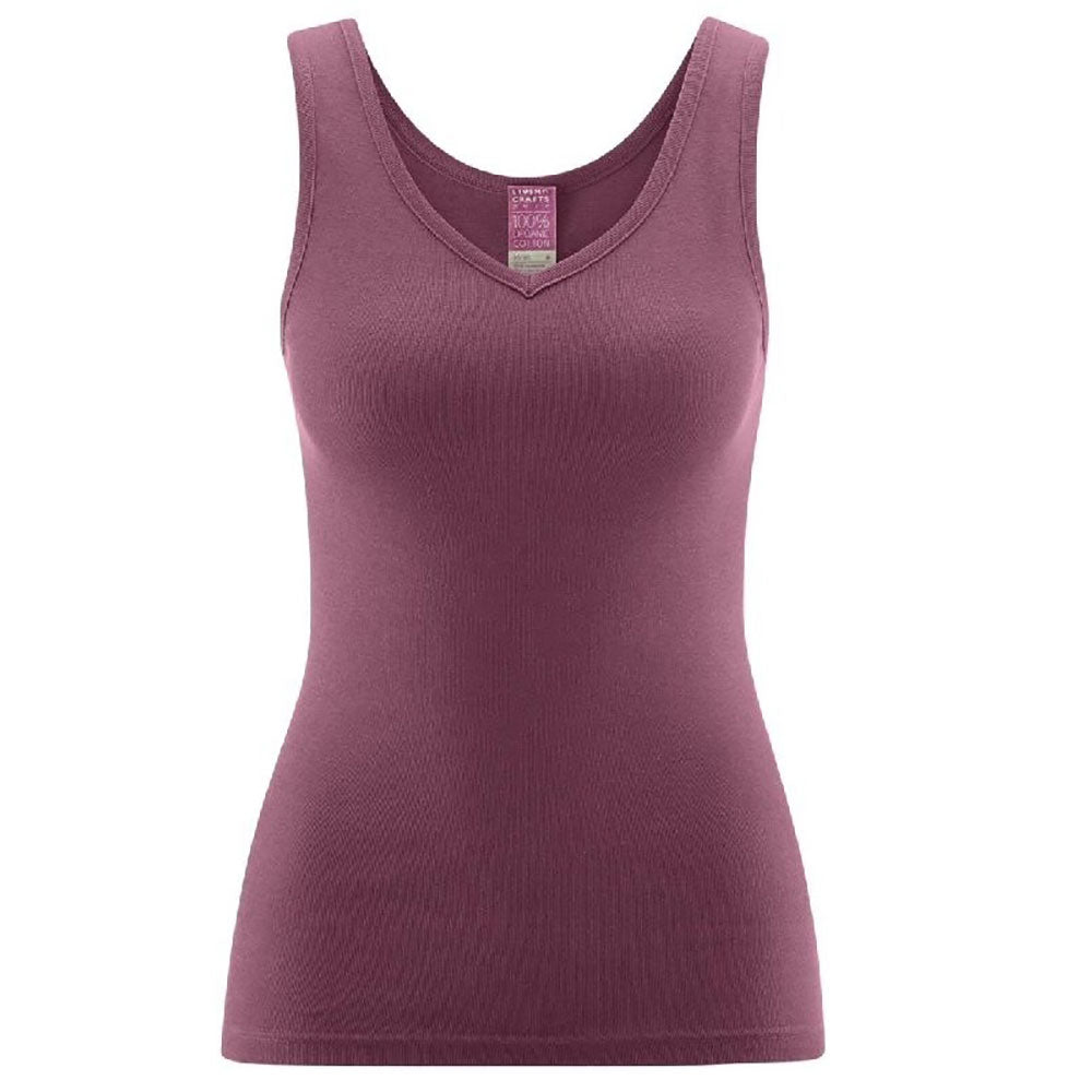 Rose V Neck Vest from Pure Cotton Comfort