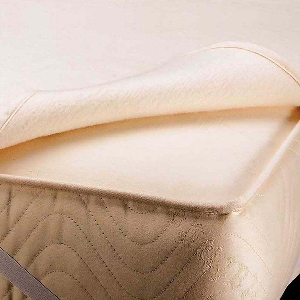Cot Mattress Protector from Pure Cotton Comfort