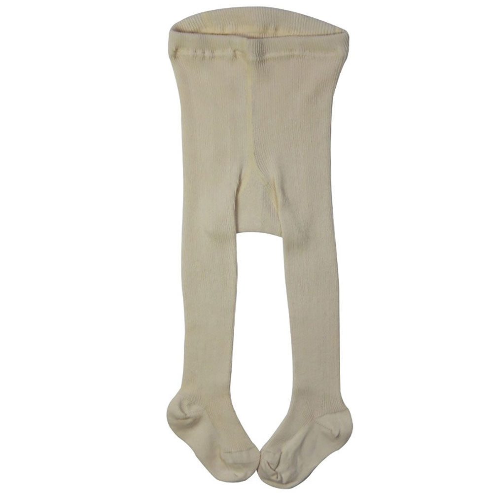 Natural 100% Organic Cotton Baby Tights from Pure Cotton Comforts