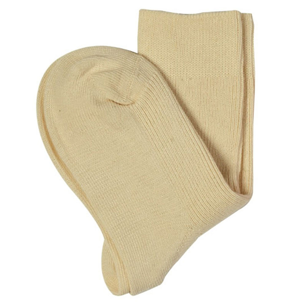 100% Organic Cotton Natural Ankle Socks for Children from Pure Cotton Comfort