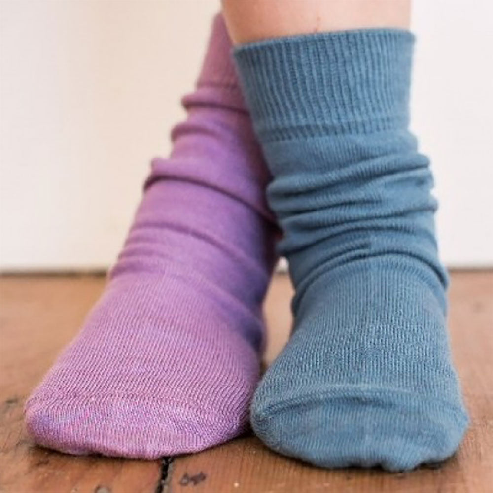 98% Organic Cotton  Child's Ankle Socks from Pure Cotton Comfort