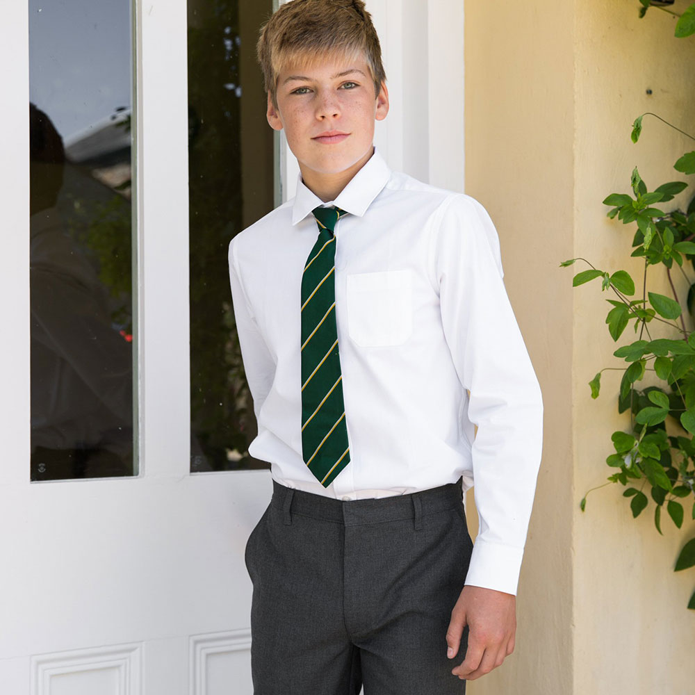100% Organic Cotton School Shirts  from Pure Cotton Comfort