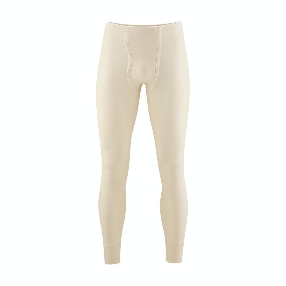 Natural 100% Organic Cotton Long Johns for Men from Pure Cotton Comfort