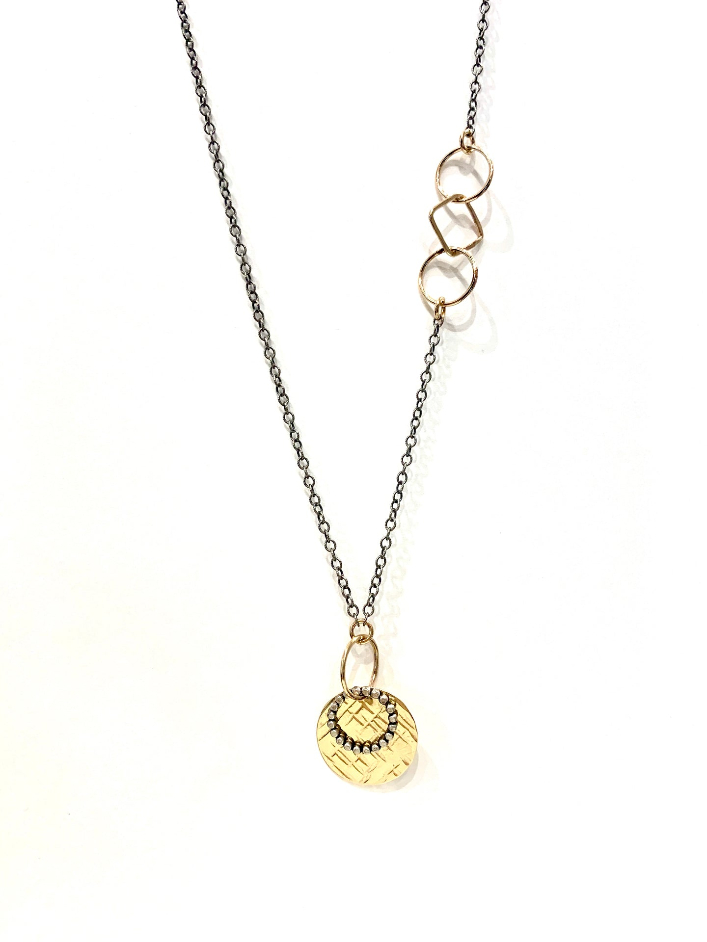 Gold Filled Pendant Necklace
