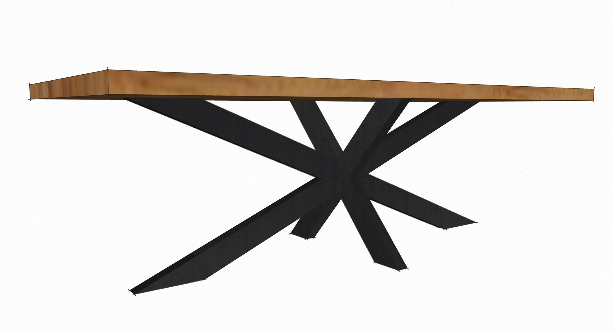custom jak dining table