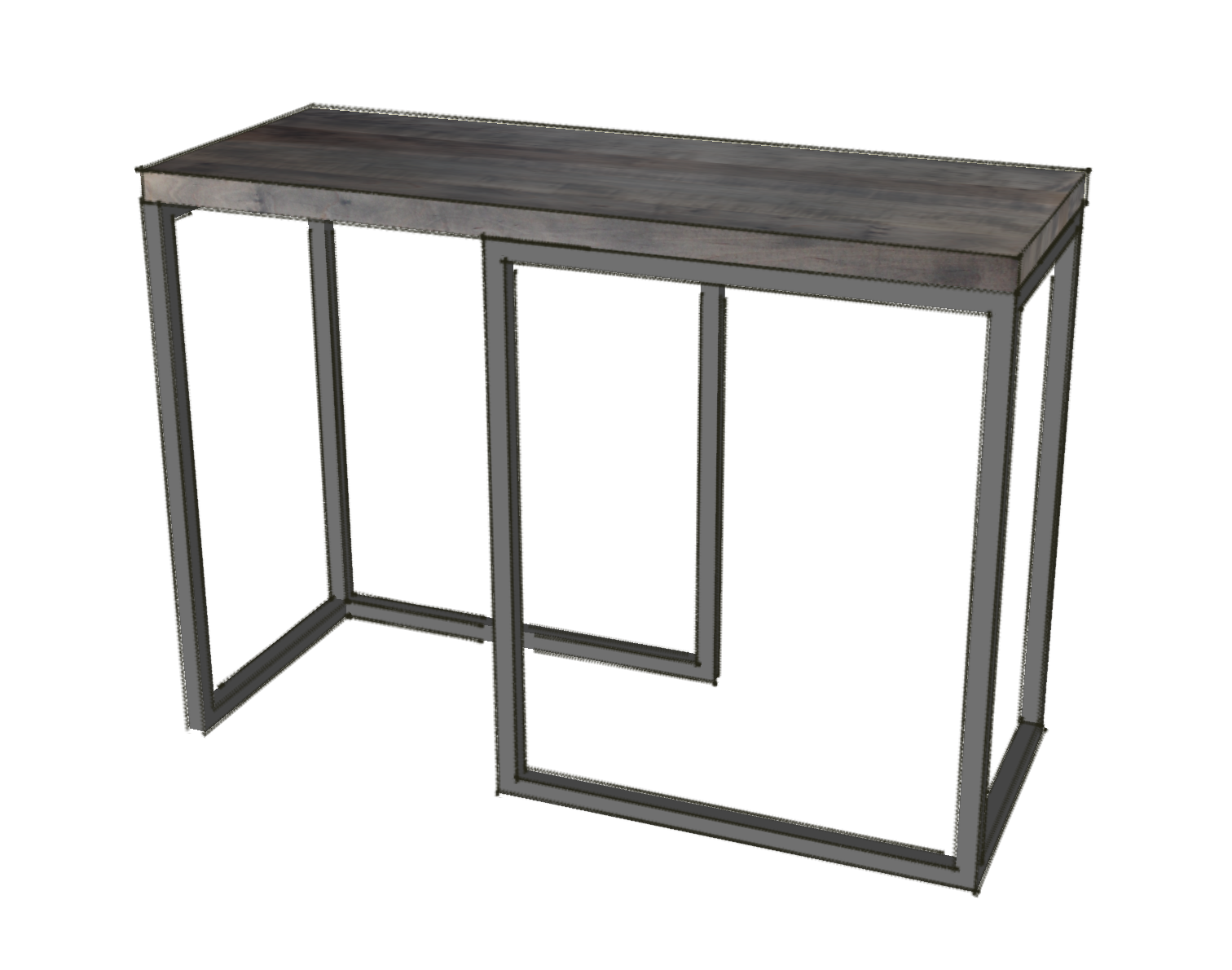 Custom Sofa Table Hulbert Homes