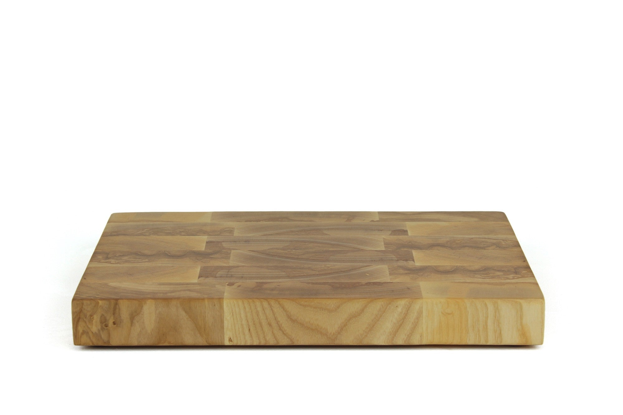Solid Ash End Grain Cutting Board 19 x 13