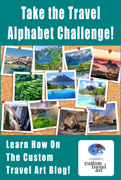 Take the Travel Alphabet Challenge