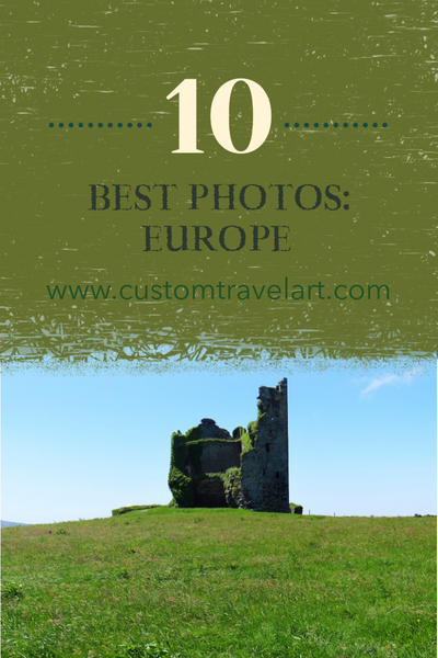 Best of the Best - Top Ten Travel Photos From Each Continent: Europe