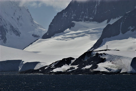 Tower for Scale, Antarctic Peninsula