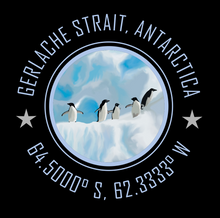 Load image into Gallery viewer, Gerlache Strait Antarctica Bucket List Destination