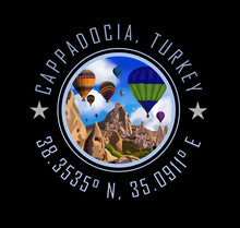 Load image into Gallery viewer, Cappadocia bucket list destination