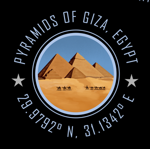 Pyramids of Giza Bucket List Destination