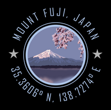 Load image into Gallery viewer, Mt. Fuji Japan Bucket List Destination