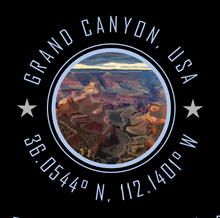 Load image into Gallery viewer, Grand Canyon Bucket List Destination
