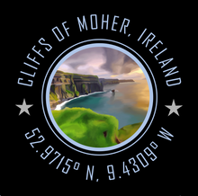 Load image into Gallery viewer, Cliffs of Moher Ireland Bucket List Destination