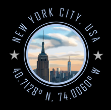 Load image into Gallery viewer, New York City USA Bucket List Destination
