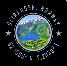 Load image into Gallery viewer, Geiranger Norway Bucket List Destination