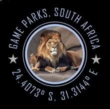 Load image into Gallery viewer, South Africa Game Parks Bucket List Destination