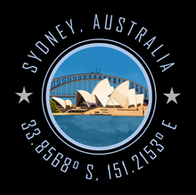 Load image into Gallery viewer, Sydney Australia Bucket List Destination