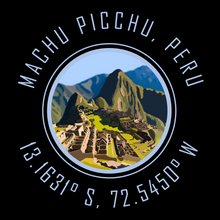 Load image into Gallery viewer, Machu Picchu Peru Bucket List Destination