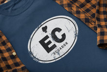 Load image into Gallery viewer, Ecuador Rugged Country Code Softstyle T-Shirt