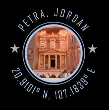 Load image into Gallery viewer, Petra Jordan Bucket List Destination