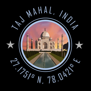 Taj Mahal India Bucket List Destination