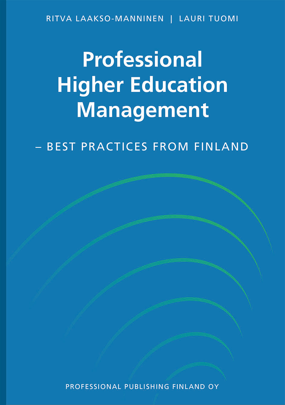 Professional Higher Education Management - Best Practices from Finland (softcover)